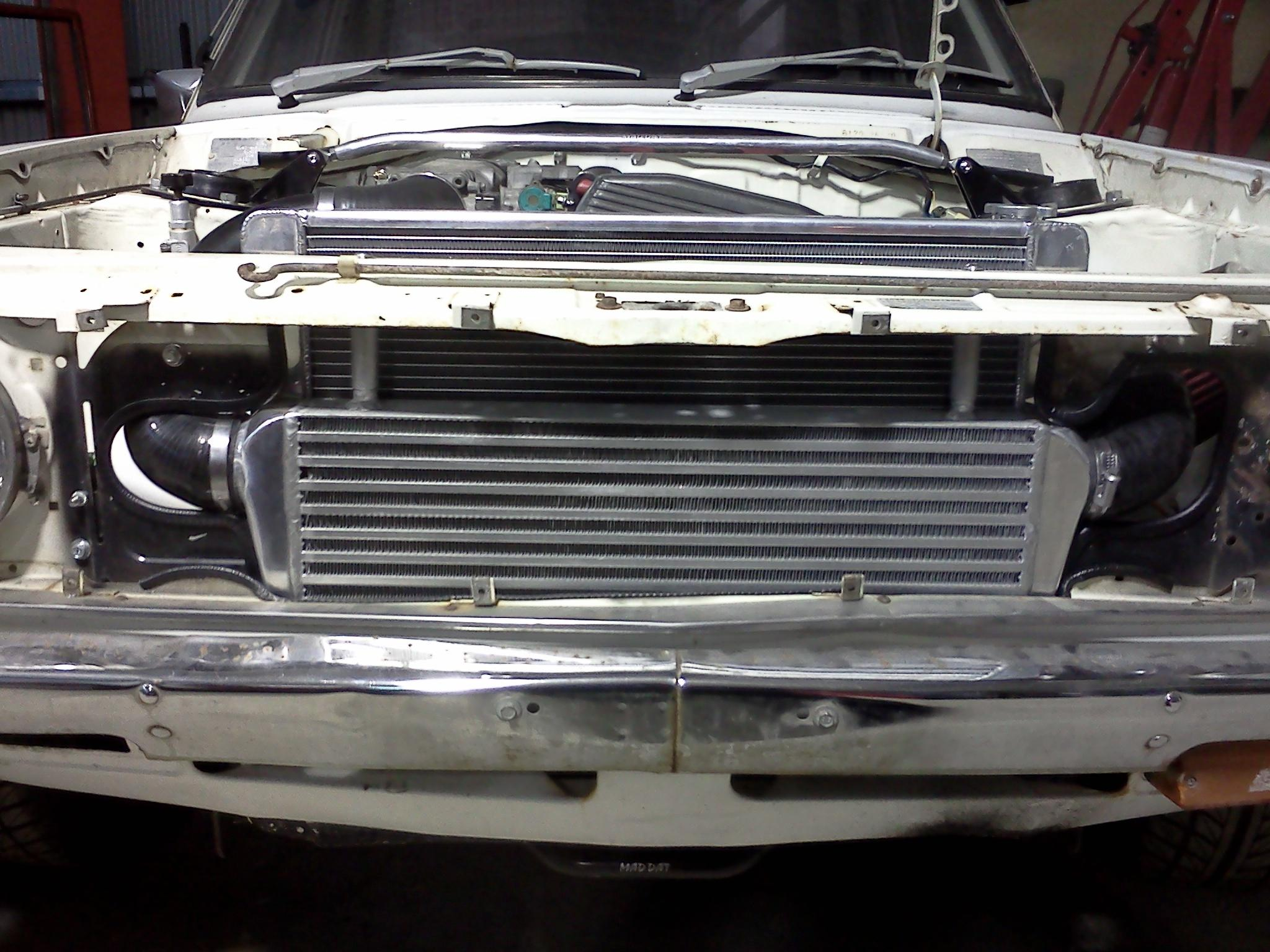 Another Sneezy1200 1985 Datsun 1200 post... - 12008215