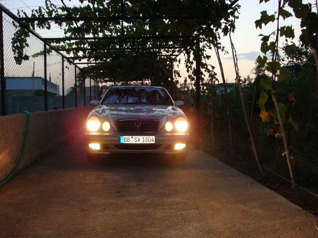 Another topolina 2000 Mercedes-Benz E-Class post... - 11976573