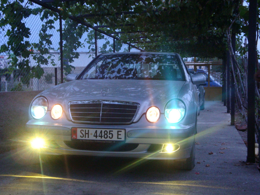Another topolina 2000 Mercedes-Benz E-Class post... - 11976588