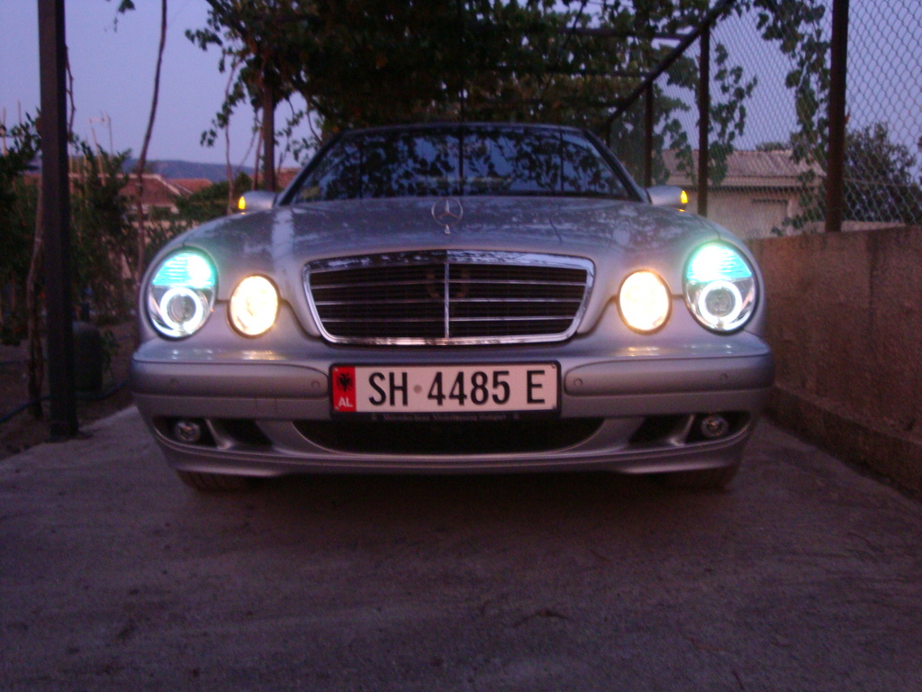 Another topolina 2000 Mercedes-Benz E-Class post... - 11976601