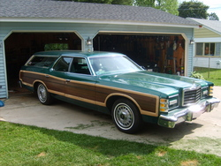 fordwagonnut 1978 Ford LTD Country Squire