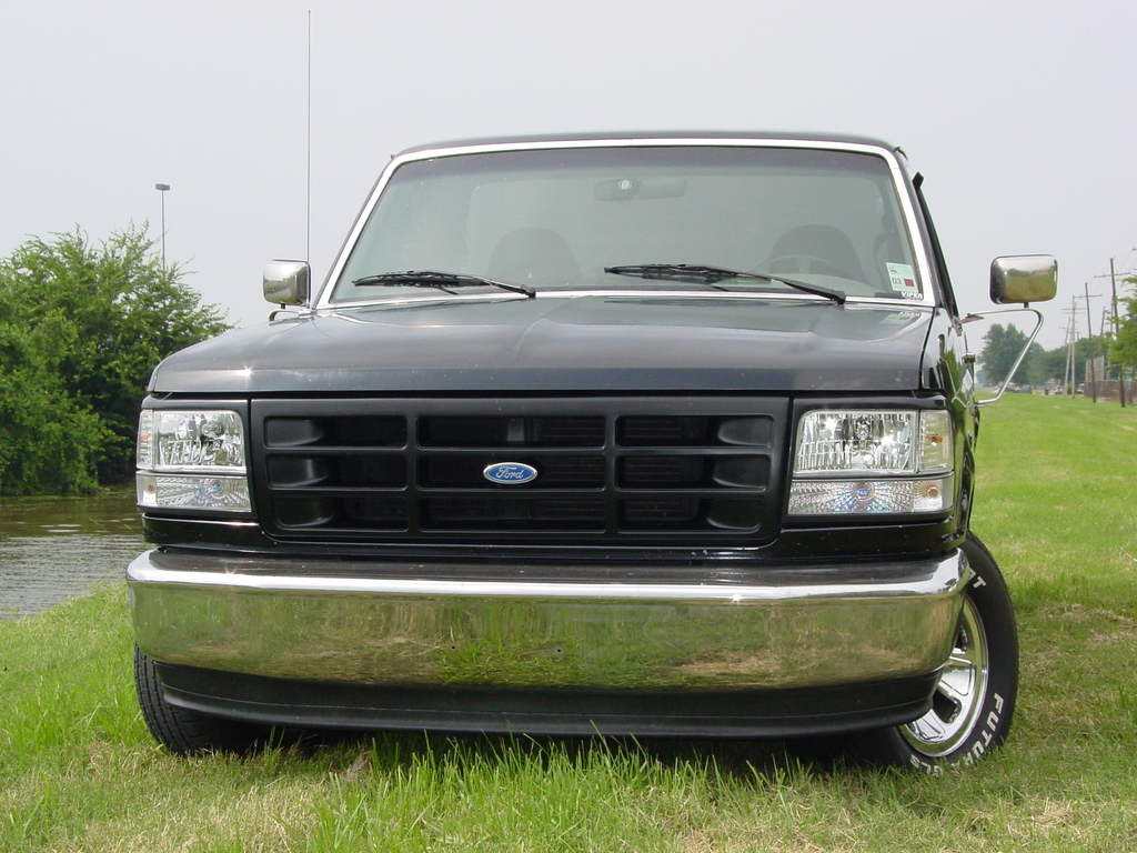 Slick96f150 1996 Ford F150 Regular Cab 31514120003 Large