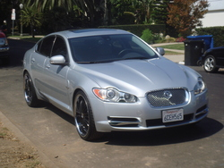 THERAIDERNATION 2009 Jaguar XF