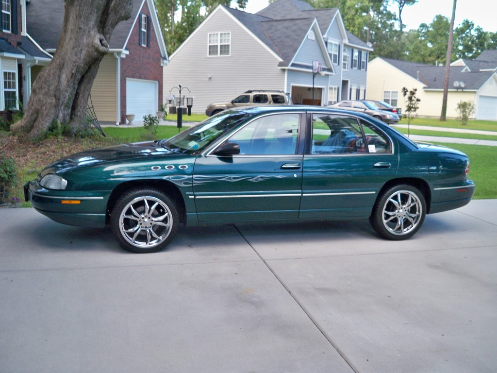 Large on 1997 Chevy Lumina Z34