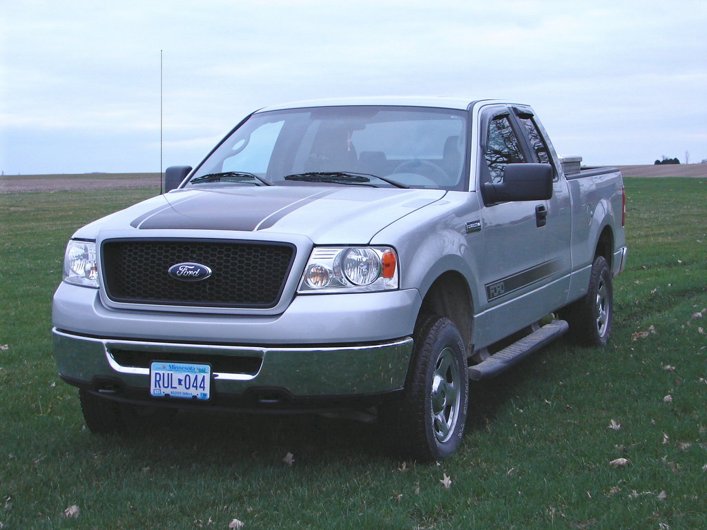 runnells68 2006 ford f150 super cab specs photos modification info at cardomain. Black Bedroom Furniture Sets. Home Design Ideas