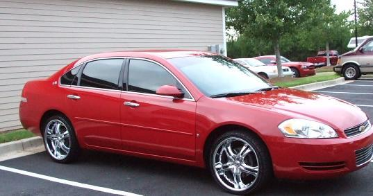 Will2520 2008 Chevrolet Impala Specs Photos Modification