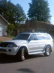 Highrollin_Teros 2000 Mitsubishi Montero Sport