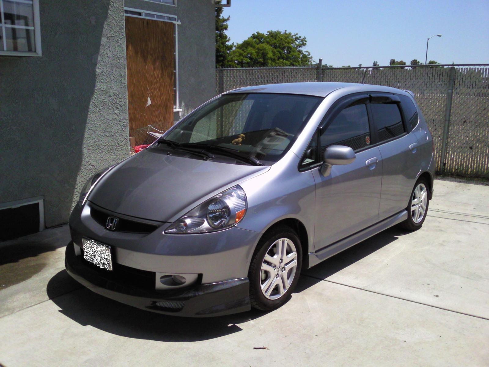 Trant 2008 Honda Fit Specs  Photos  Modification Info At