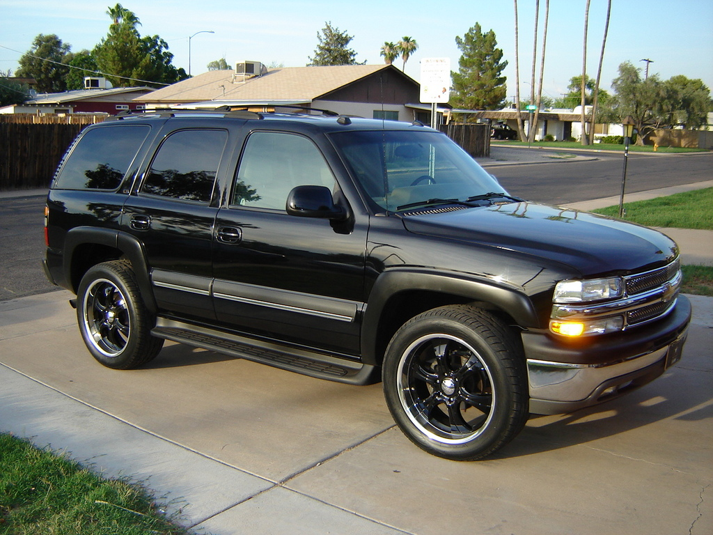 TheDude22 2004 Chevrolet Tahoe