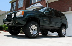 Ajeepers 1997 Jeep Grand Cherokee