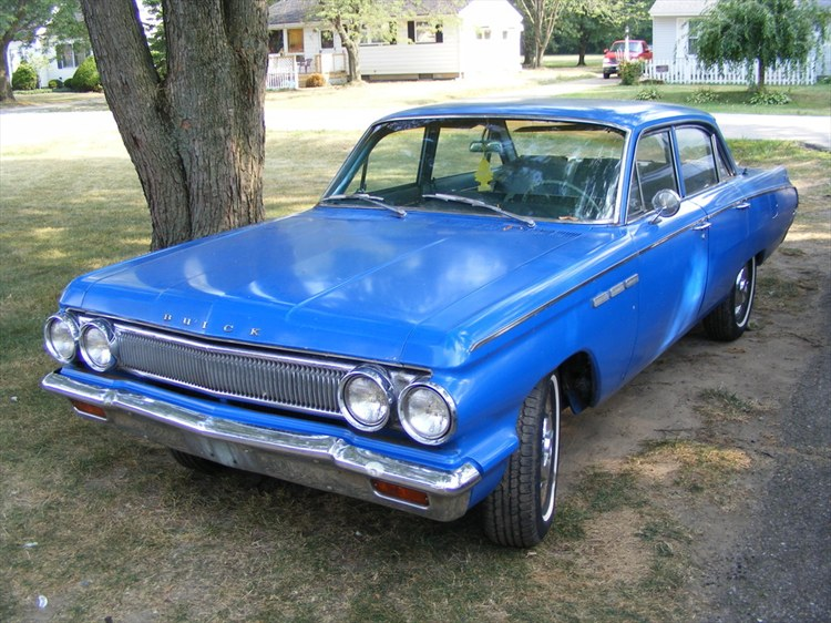 92SSEi 1963 Buick Special Deluxe