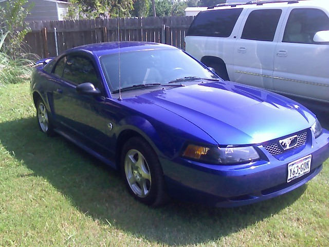Sonic44 2004 Ford Mustang Specs Photos Modification Info