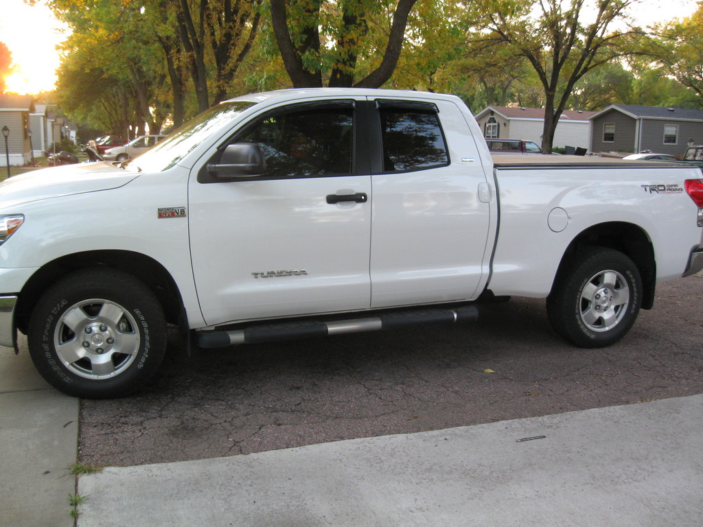 toyotaguy605 2007 toyota tundra access cab specs photos. Black Bedroom Furniture Sets. Home Design Ideas