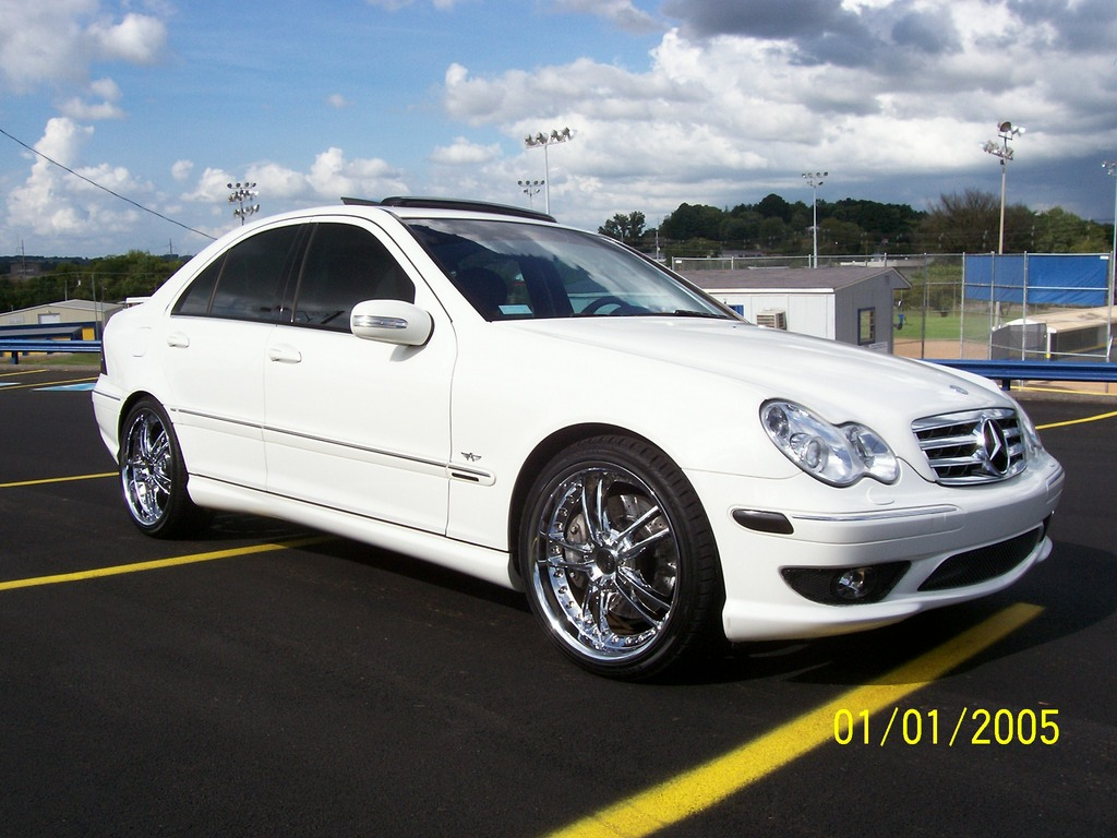 elite18ranger 2006 mercedes benz c class specs photos. Black Bedroom Furniture Sets. Home Design Ideas
