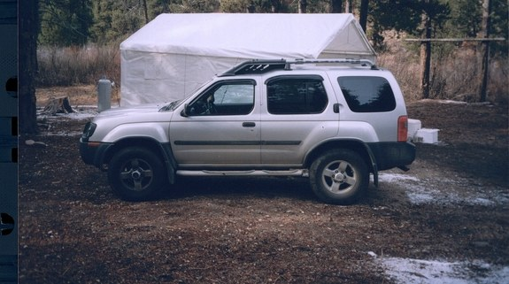 koolhand 2004 nissan xterra specs photos modification info at cardomain. Black Bedroom Furniture Sets. Home Design Ideas