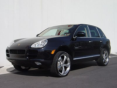 emh181 2005 porsche cayenne specs photos modification info at cardomain. Black Bedroom Furniture Sets. Home Design Ideas