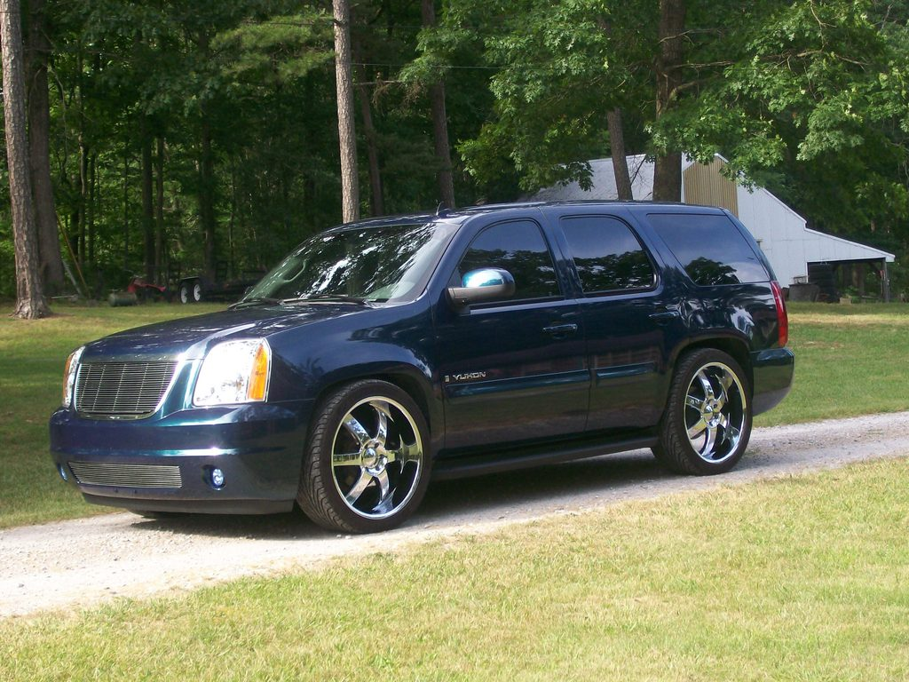 dragracefreak 2007 gmc yukon specs photos modification. Black Bedroom Furniture Sets. Home Design Ideas