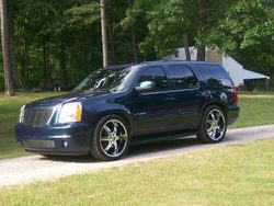 dragracefreaks 2007 GMC Yukon