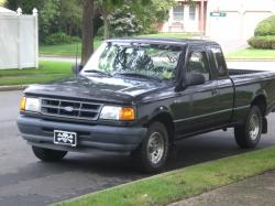 TRUCK_NORRISs 1994 Ford Ranger Super Cab