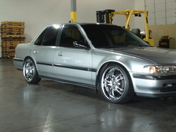 SeAccords 1991 Honda Accord