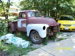 cowbell 1954 Chevrolet 3100