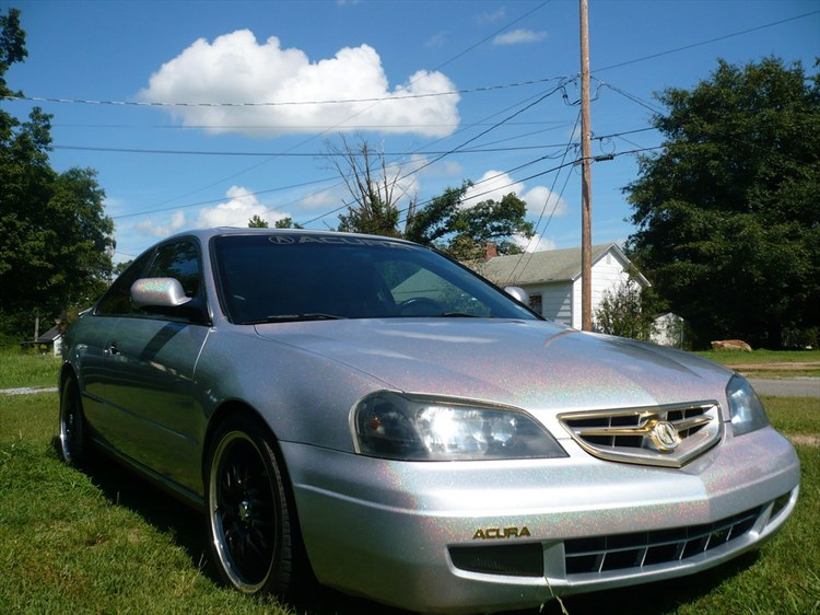 richardparker 2001 Acura CL 11991417