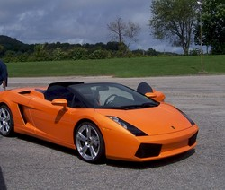 JohnsonNCs 2008 Lamborghini Gallardo