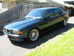 TRIKFABs 1995 BMW 7 Series