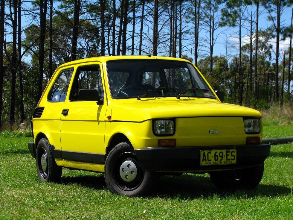 fiddletown_joel's 1989 Fiat 126
