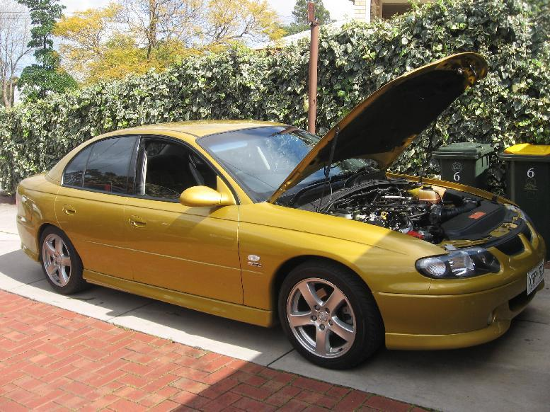 Another scotty11vt 2002 Holden Commodore post... - 11992765