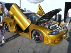 all-custom-talon 1995 Eagle Talon
