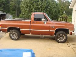 4_wheel_highs 1983 Chevrolet C/K Pick-Up