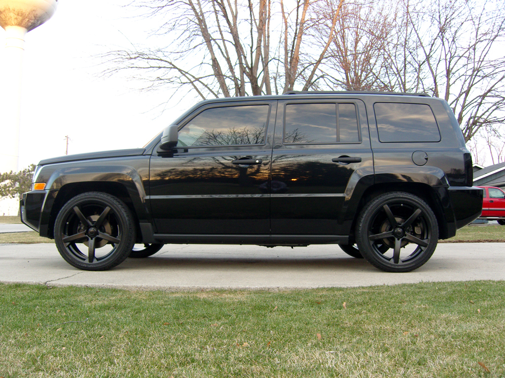 another bigphill911 2008 jeep patriot post 1166195 by. Black Bedroom Furniture Sets. Home Design Ideas