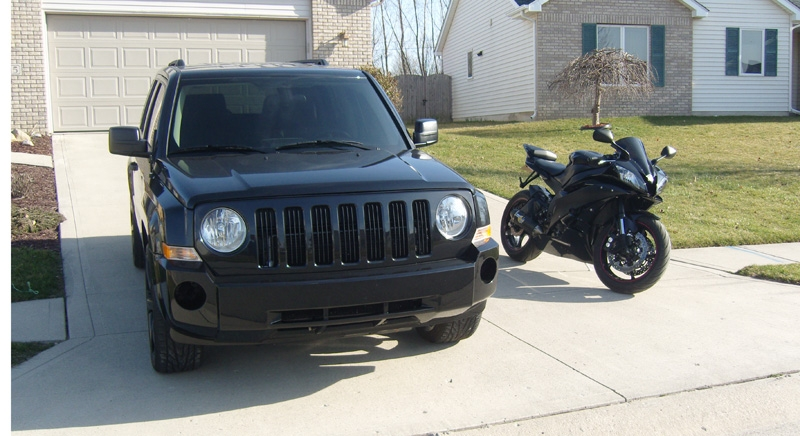 bigphill911 2008 Jeep Patriot 12052065