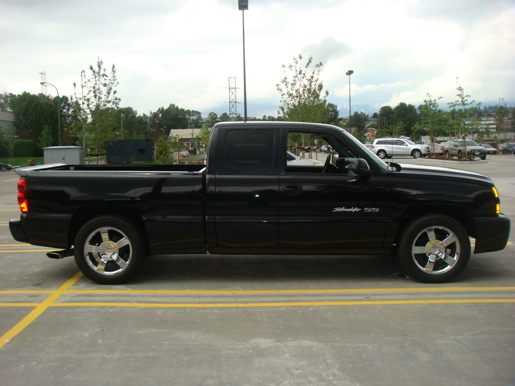22carratsmoke 2006 chevrolet silverado 1500 regular cab. Black Bedroom Furniture Sets. Home Design Ideas