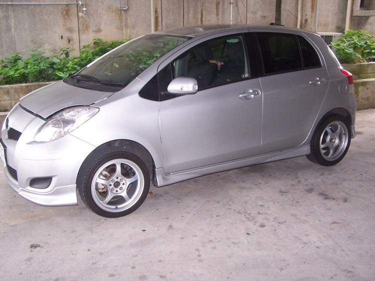 Another heepee 2007 Toyota Vitz post... - 13558905