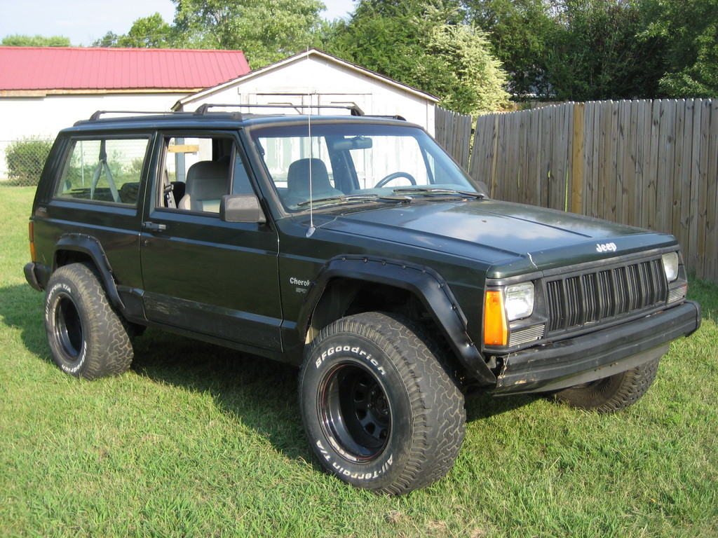 Philbos06 1996 Jeep Cherokee Specs  Photos  Modification