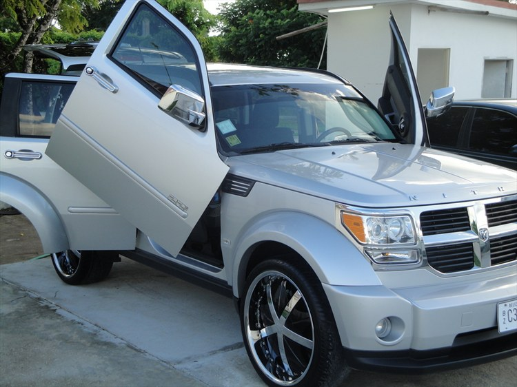 Whudafuxup 2007 Dodge Nitro Specs Photos Modification