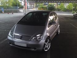 nemars 2000 Mercedes-Benz A-Class