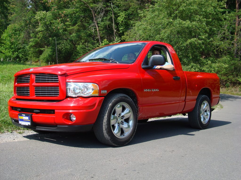 Jollygreen2m 39 S 2003 Dodge Ram 1500 Regular Cab In