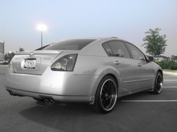 DizzMaxs 2005 Nissan Maxima