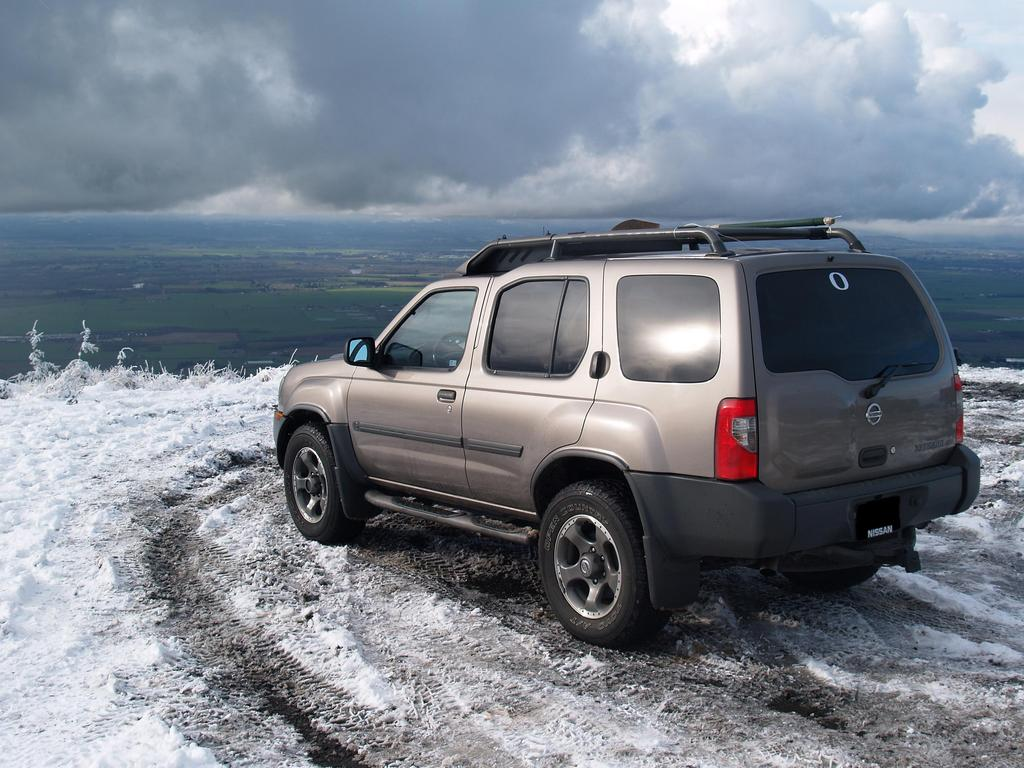 Isboost300 2003 Nissan Xterra Specs  Photos  Modification