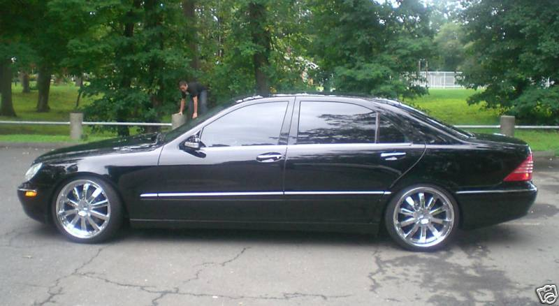 Blazinminican 2000 mercedes benz s class specs photos for Mercedes benz s class 2000