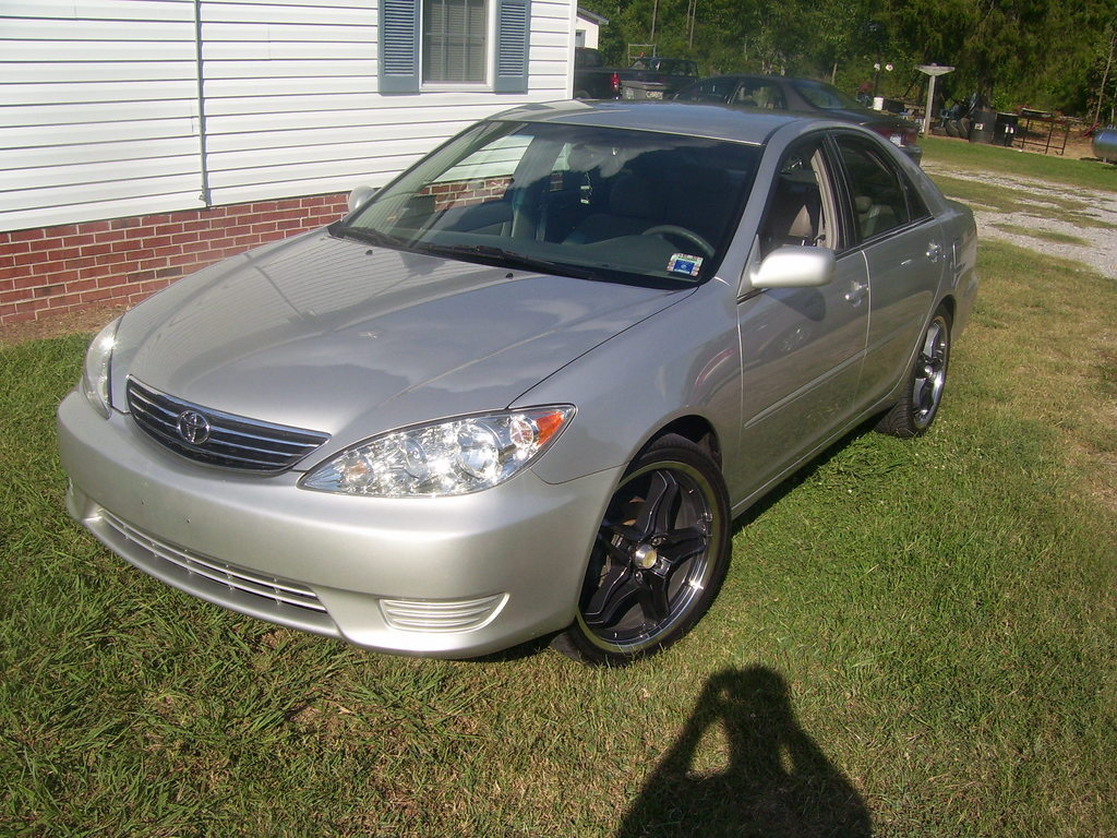 Reddemon6g 2005 Toyota Camry Specs Photos Modification