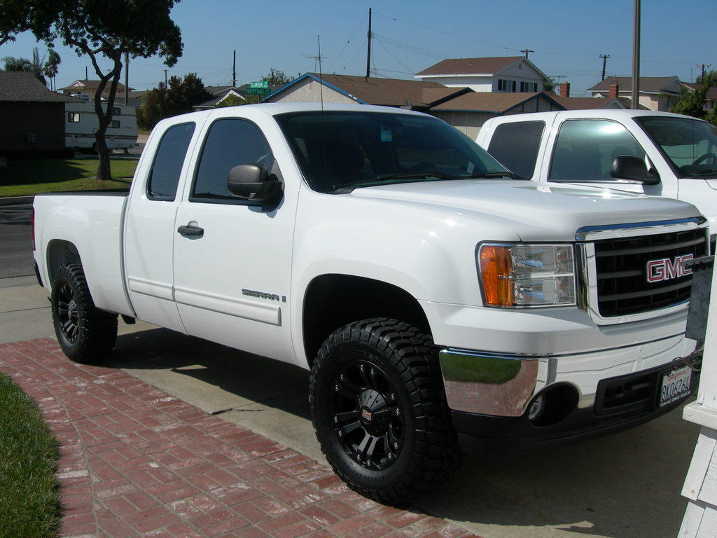 socal07 2007 gmc sierra 1500 extended cabsle pickup 4d 6 1. Black Bedroom Furniture Sets. Home Design Ideas