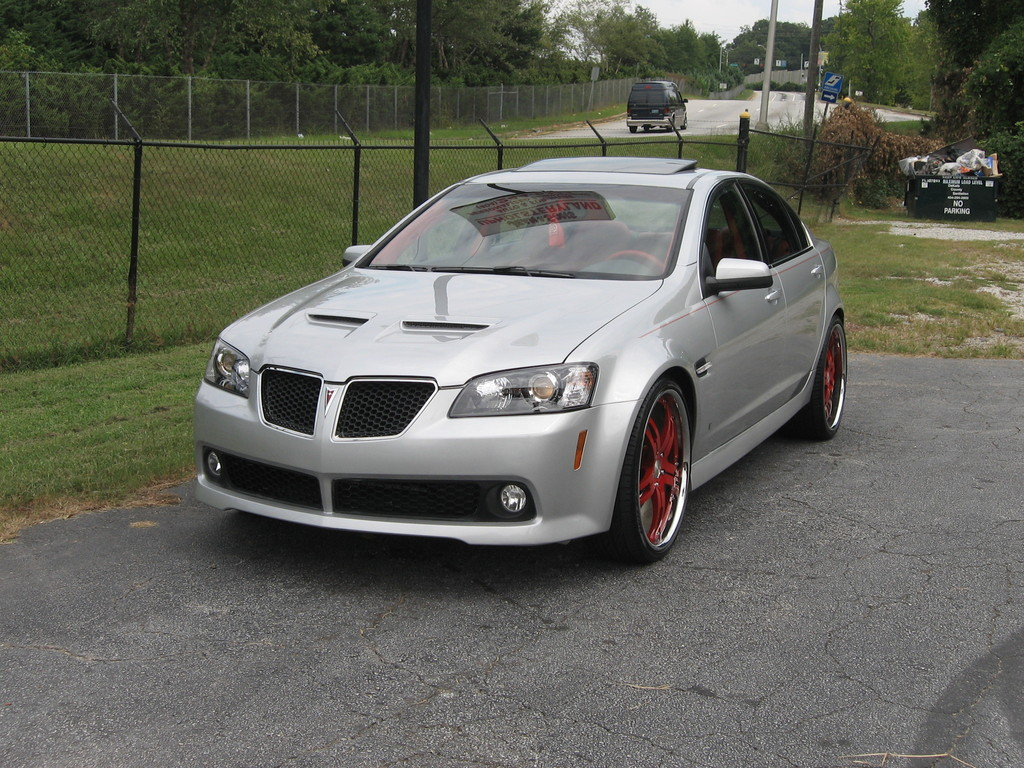 Jeanandsons 2008 Pontiac G8 Specs Photos Modification