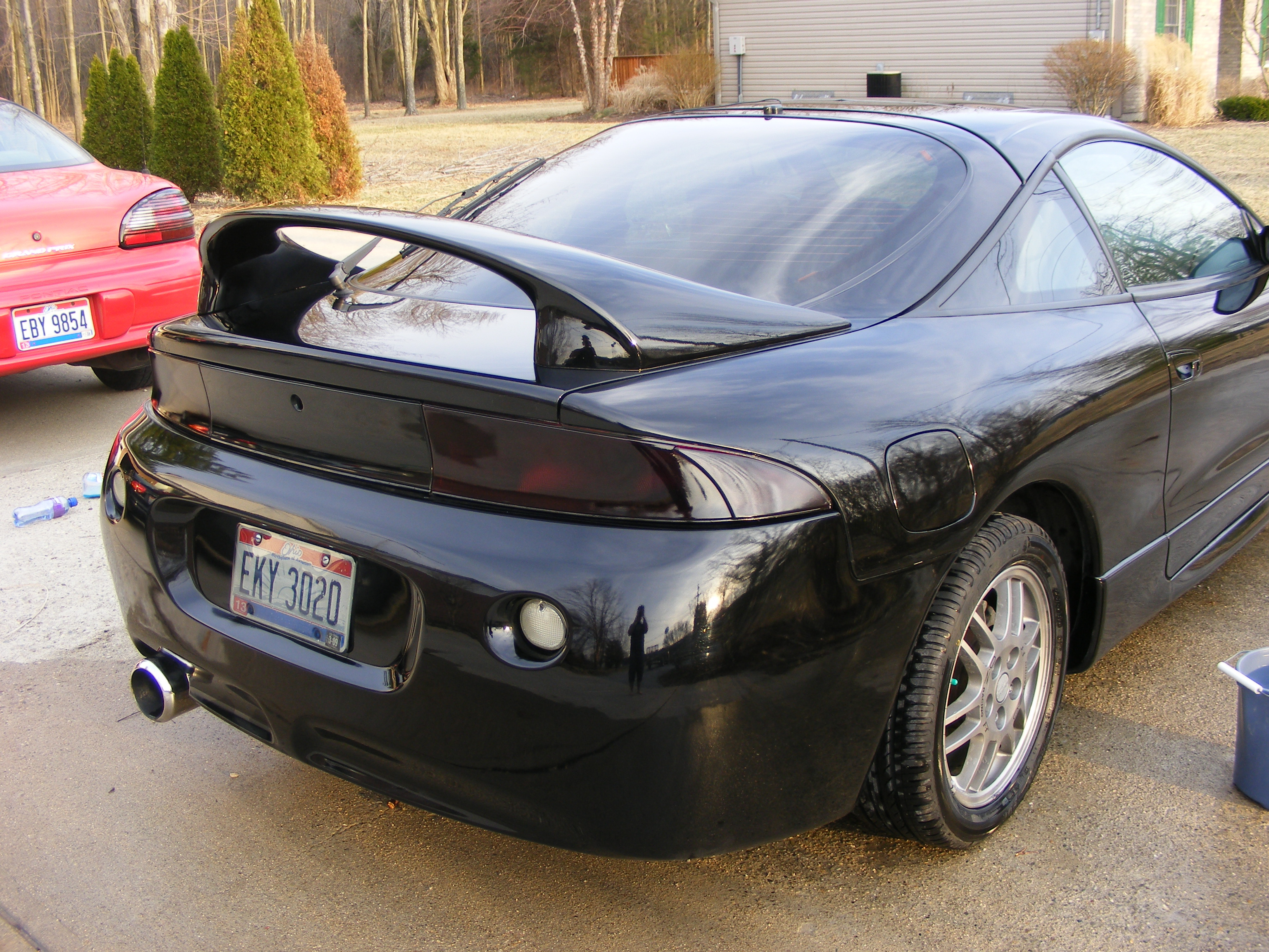 Another nomad1987 1999 Mitsubishi Eclipse post... - 12309096