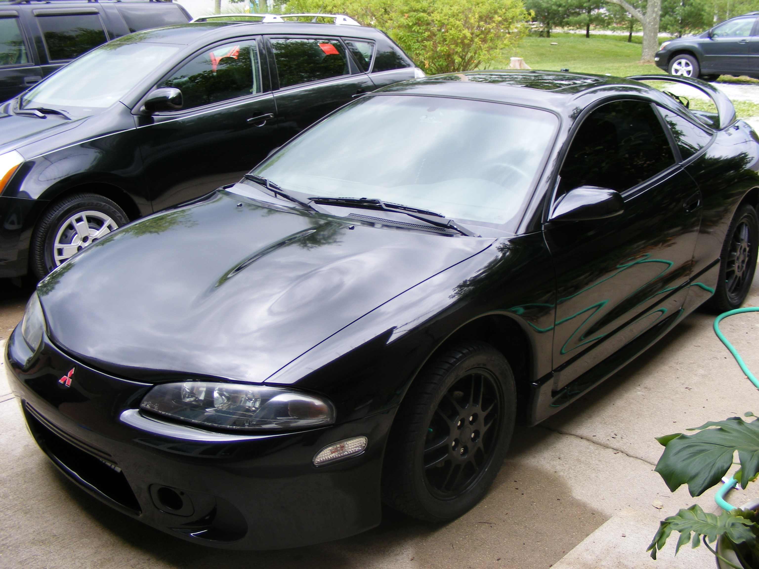 Another nomad1987 1999 Mitsubishi Eclipse post... - 12309129