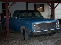 1983 GMC K15/K1500 Pick-Up