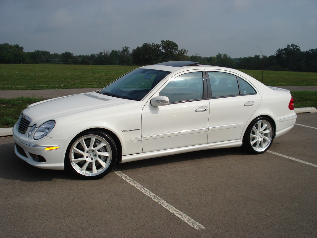 Gto21 2005 mercedes benz e class specs photos for 2005 e320 mercedes benz